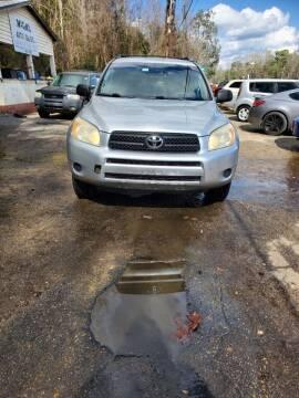 2008 Toyota RAV4 for sale at Mc Calls Auto Sales in Brewton AL