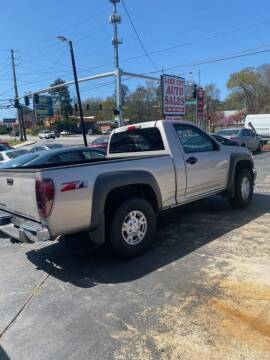 2006 Chevrolet Colorado for sale at LAKE CITY AUTO SALES in Forest Park GA