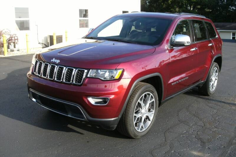 2019 Jeep Grand Cherokee for sale at Ritchie Auto Sales in Middlebury IN