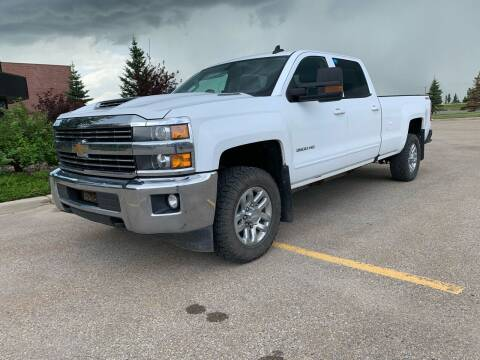 2017 Chevrolet Silverado 3500HD for sale at Truck Buyers in Magrath AB