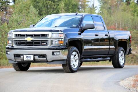 2014 Chevrolet Silverado 1500 for sale at Miers Motorsports in Hampstead NH