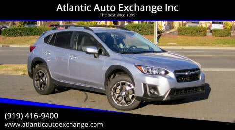 2018 Subaru Crosstrek for sale at Atlantic Auto Exchange Inc in Durham NC