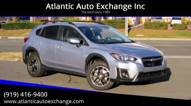 2018 Subaru Crosstrek for sale at Atlantic Auto Exchange Inc in Durham NC