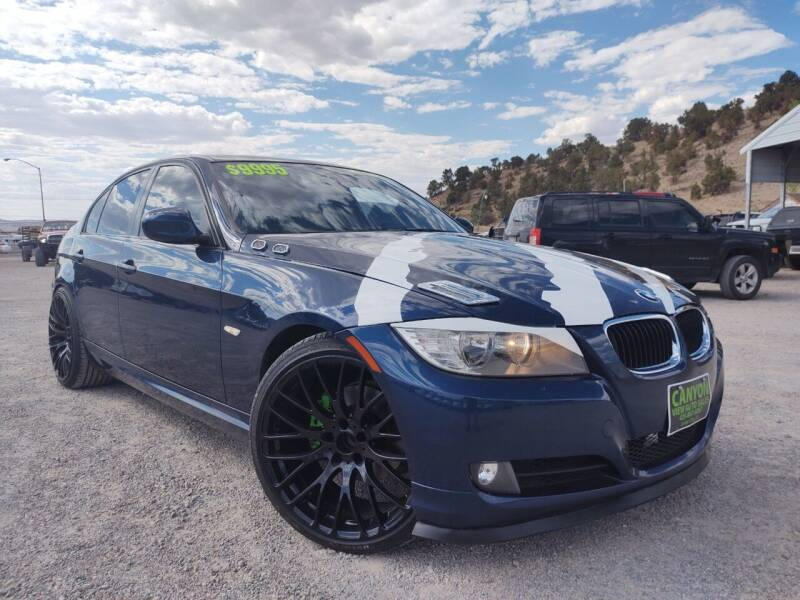 2011 BMW 3 Series for sale at Canyon View Auto Sales in Cedar City UT
