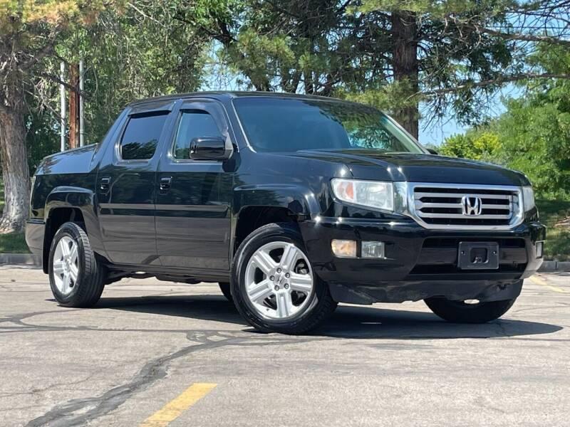 2012 Honda Ridgeline for sale at Used Cars and Trucks For Less in Millcreek UT