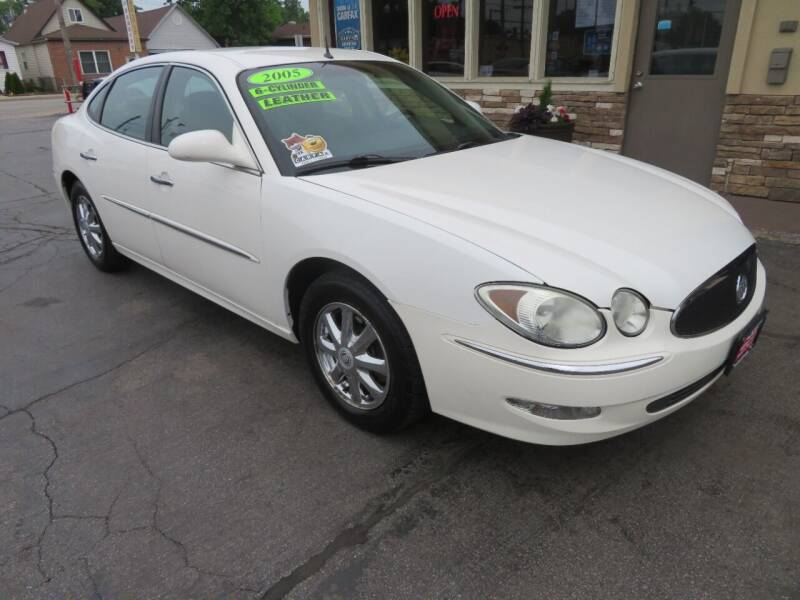 2005 Buick LaCrosse for sale at Bells Auto Sales in Hammond IN