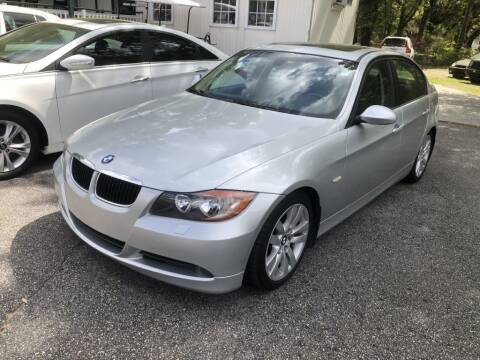 2006 BMW 3 Series for sale at Auto Cars in Murrells Inlet SC
