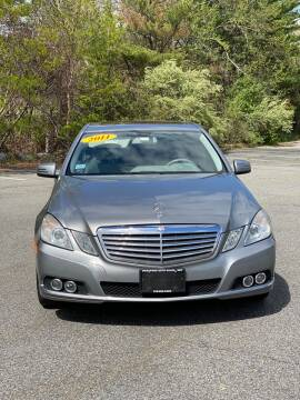 2011 Mercedes-Benz E-Class for sale at Westford Auto Sales in Westford MA