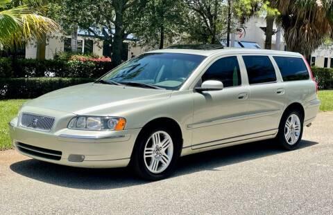 2006 Volvo V70 for sale at VE Auto Gallery LLC in Lake Park FL