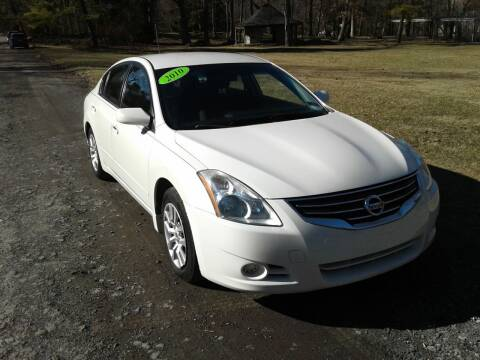 2010 Nissan Altima for sale at ELIAS AUTO SALES in Allentown PA