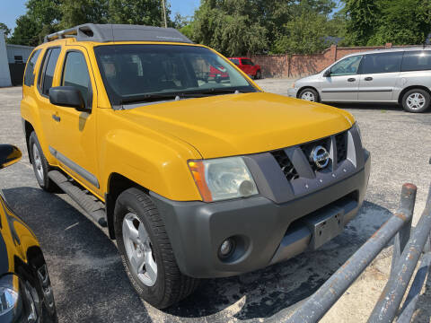 2006 Nissan Xterra for sale at Ron's Used Cars in Sumter SC