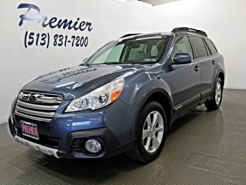 2013 Subaru Outback for sale at Premier Automotive Group in Milford OH