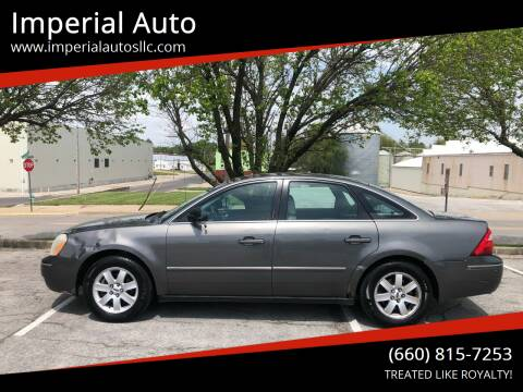 2005 Ford Five Hundred for sale at Imperial Auto of Marshall in Marshall MO