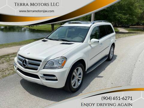 2011 Mercedes-Benz GL-Class for sale at Terra Motors LLC in Jacksonville FL