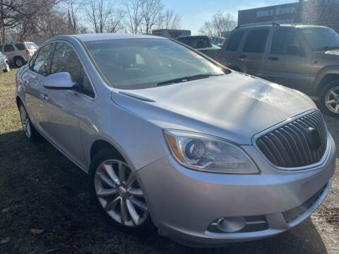 2012 Buick Verano for sale at Trocci's Auto Sales in West Pittsburg PA