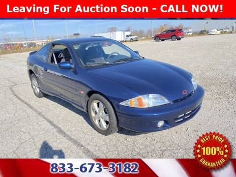 2002 Chevrolet Cavalier for sale at Glenbrook Dodge Chrysler Jeep Ram and Fiat in Fort Wayne IN