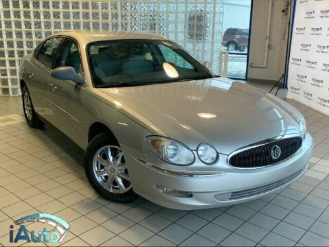 2007 Buick LaCrosse for sale at iAuto in Cincinnati OH