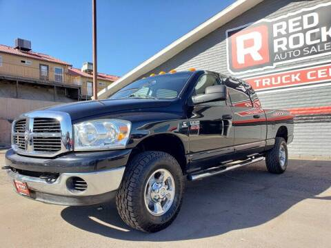 2009 Dodge Ram Pickup 2500 for sale at Red Rock Auto Sales in Saint George UT