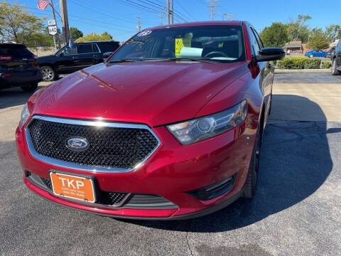 2015 Ford Taurus for sale at TKP Auto Sales in Eastlake OH
