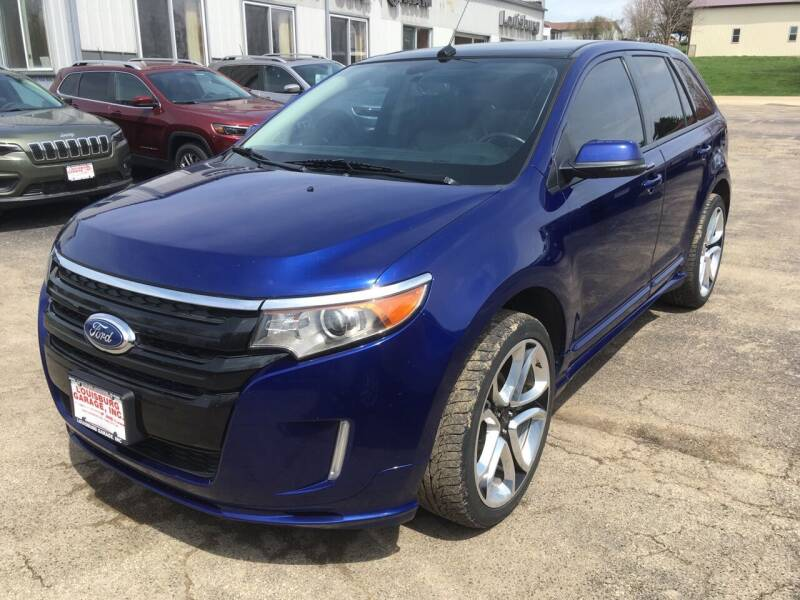 2013 Ford Edge for sale at Louisburg Garage, Inc. in Cuba City WI