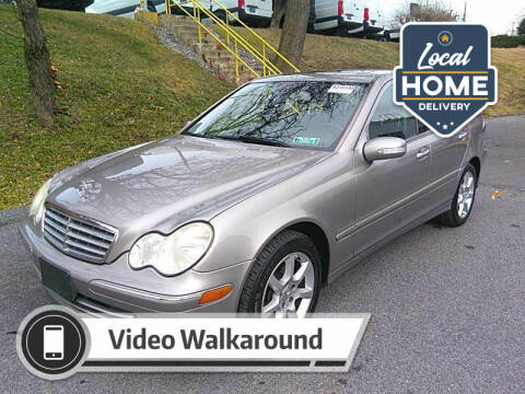 2007 Mercedes-Benz C-Class for sale at Penn American Motors LLC in Allentown PA