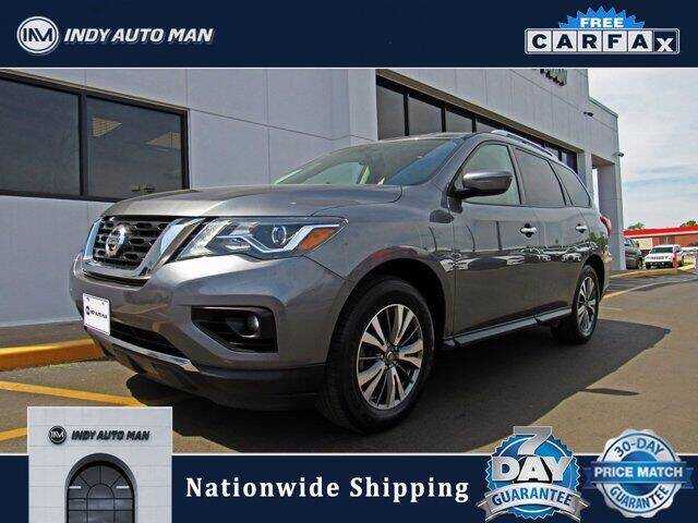 2019 Nissan Pathfinder for sale in Indianapolis, IN