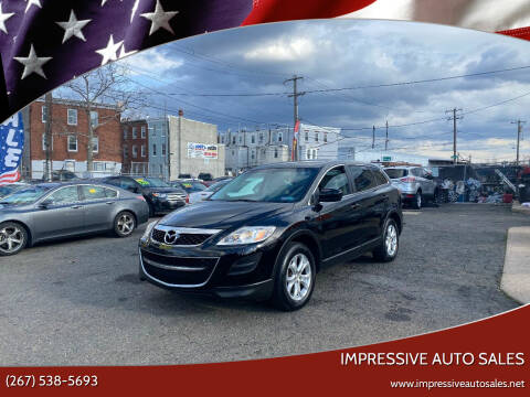 2012 Mazda CX-9 for sale at Impressive Auto Sales in Philadelphia PA