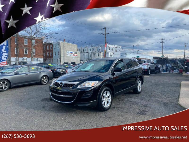 2012 Mazda CX-9 for sale at Impressive Auto Sales in Philadelphia PA