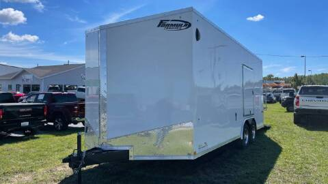 2022 FORMULA Enclosed Trailer for sale at Action Motor Sales in Gaylord MI
