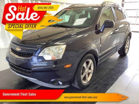2014 Chevrolet Captiva Sport for sale at Government Fleet Sales in Kansas City MO