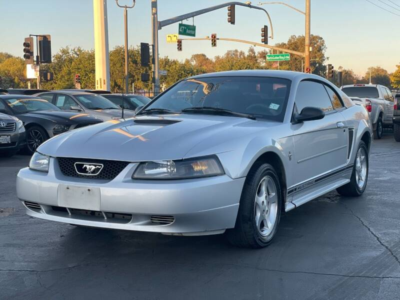 2001 Ford Mustang for sale at California Auto Deals in Sacramento CA