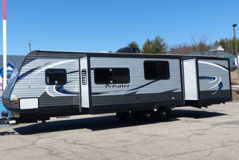 2018 Heartland PROWLER M-32BHS for sale at Auto Wholesalers Of Hooksett in Hooksett NH