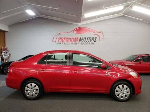 2011 Toyota Yaris for sale at Premium Motors in Villa Park IL