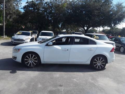 2017 Volvo S60 for sale at FAMILY AUTO BROKERS in Longwood FL