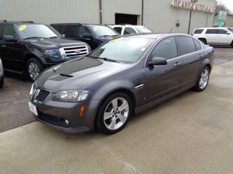 2009 Pontiac G8 for sale at De Anda Auto Sales in Storm Lake IA