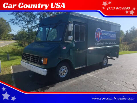 1995 Chevrolet Forward Control Chassis for sale at Car Country USA in Augusta NJ