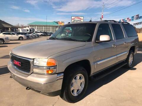 2004 GMC Yukon XL for sale at Autoway Auto Center in Sevierville TN