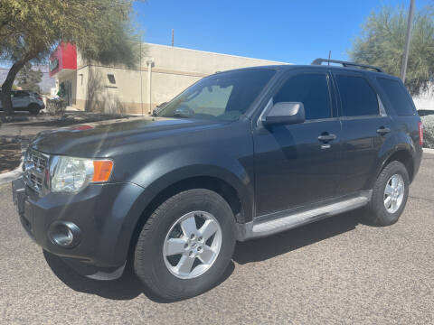 2009 Ford Escape for sale at Tucson Auto Sales in Tucson AZ