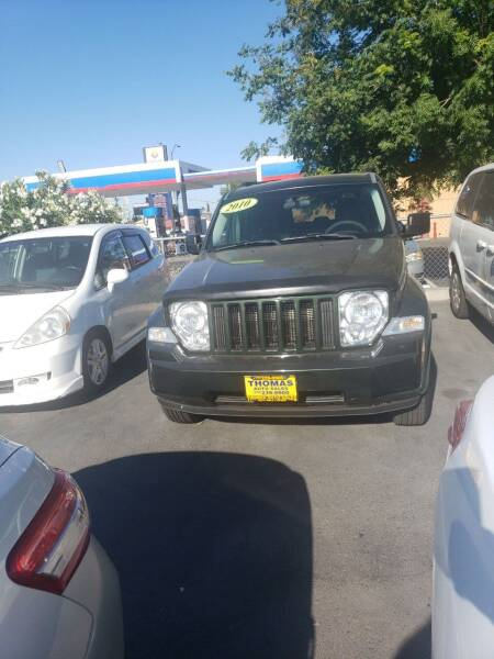 2010 Jeep Liberty for sale at Thomas Auto Sales in Manteca CA
