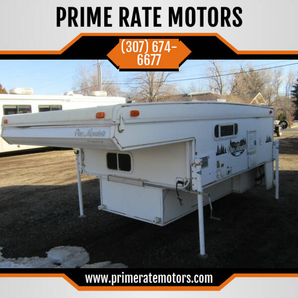 2006 Star Craft Star Mate Pop Up Camper for sale at PRIME RATE MOTORS in Sheridan WY