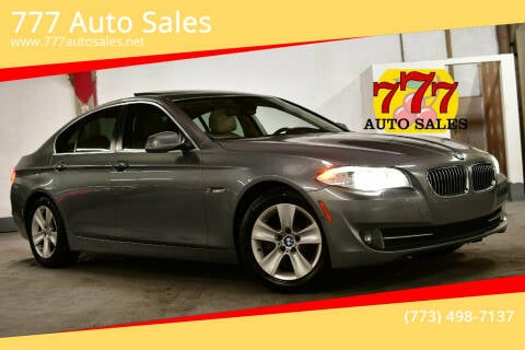2011 BMW 5 Series for sale at 777 Auto Sales in Bedford Park IL