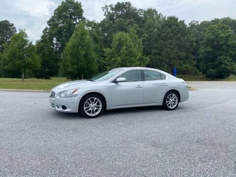 2014 Nissan Maxima for sale at GTO United Auto Sales LLC in Lawrenceville GA