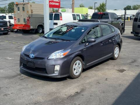 2011 Toyota Prius for sale at KAP Auto Sales in Morrisville PA