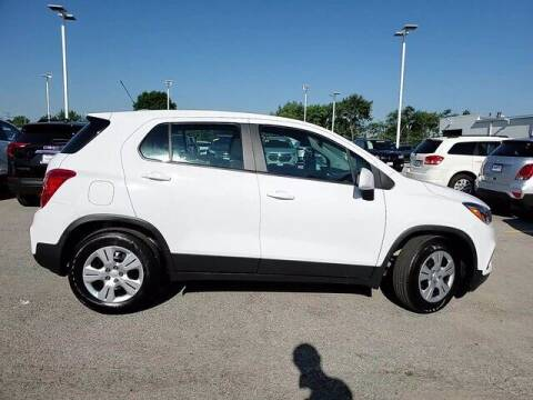 2017 Chevrolet Trax for sale at Hawk Chevrolet of Bridgeview in Bridgeview IL