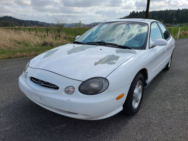 1999 Ford Taurus for sale at State Street Auto Sales in Centralia WA