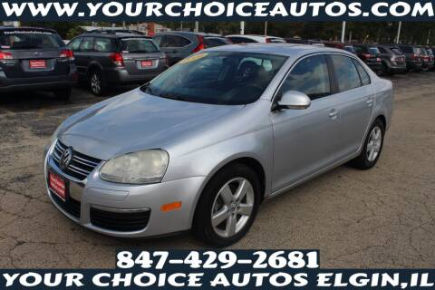 2009 Volkswagen Jetta for sale at Your Choice Autos - Elgin in Elgin IL