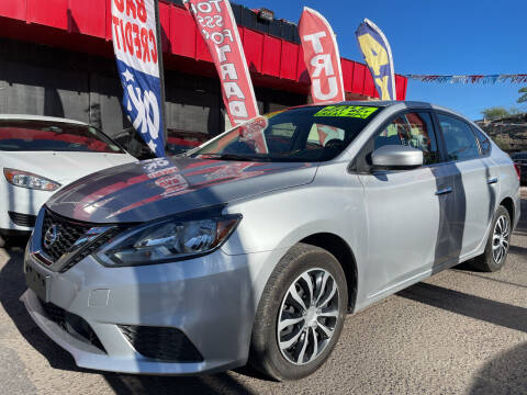 2018 Nissan Sentra for sale at Duke City Auto LLC in Gallup NM