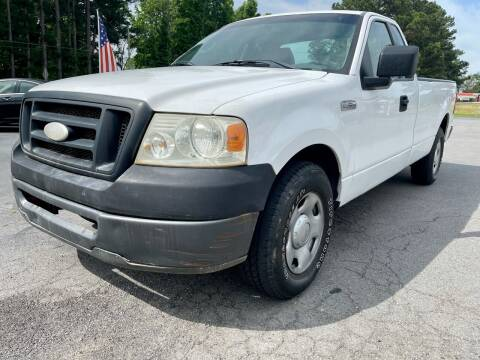 2007 Ford F-150 for sale at Airbase Auto Sales in Cabot AR