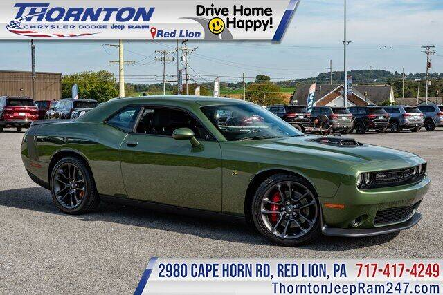 2021 Dodge Challenger for sale in Red Lion, PA