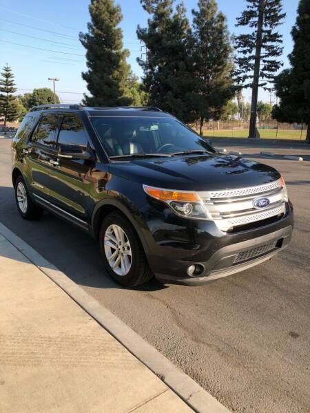 2014 Ford Explorer for sale at California Auto Trading in Bell CA